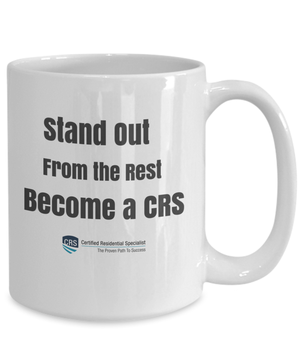 Stand Out From The Rest - Become a CRS- BW with Shield