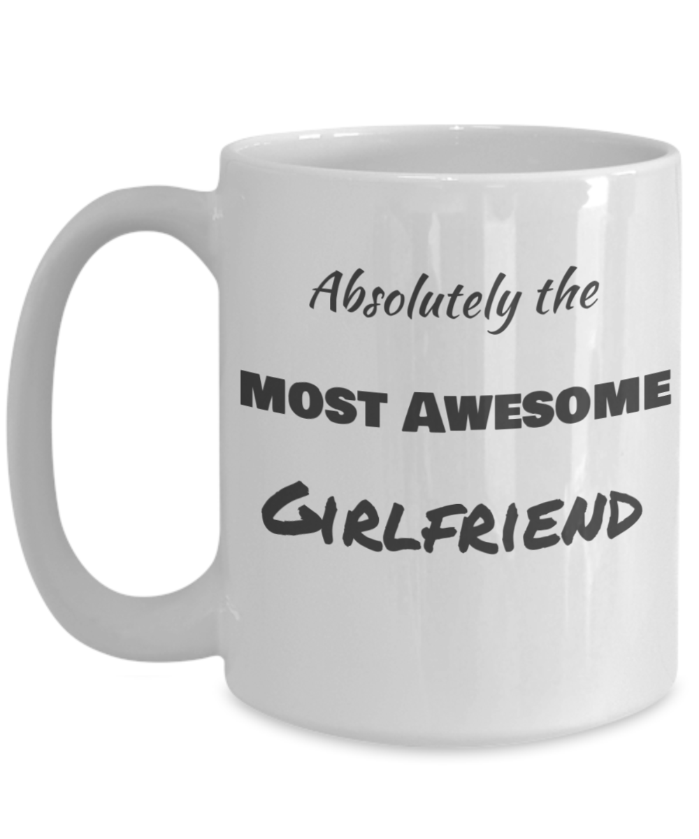 Most Awesome Girlfriend-text only
