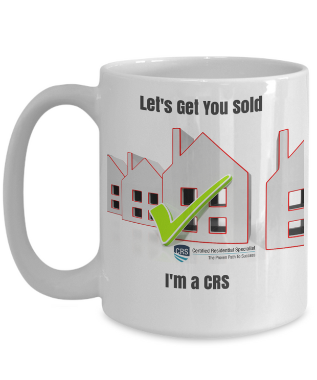 NEW-CRS-Let's Get You SOLD- 15 oz