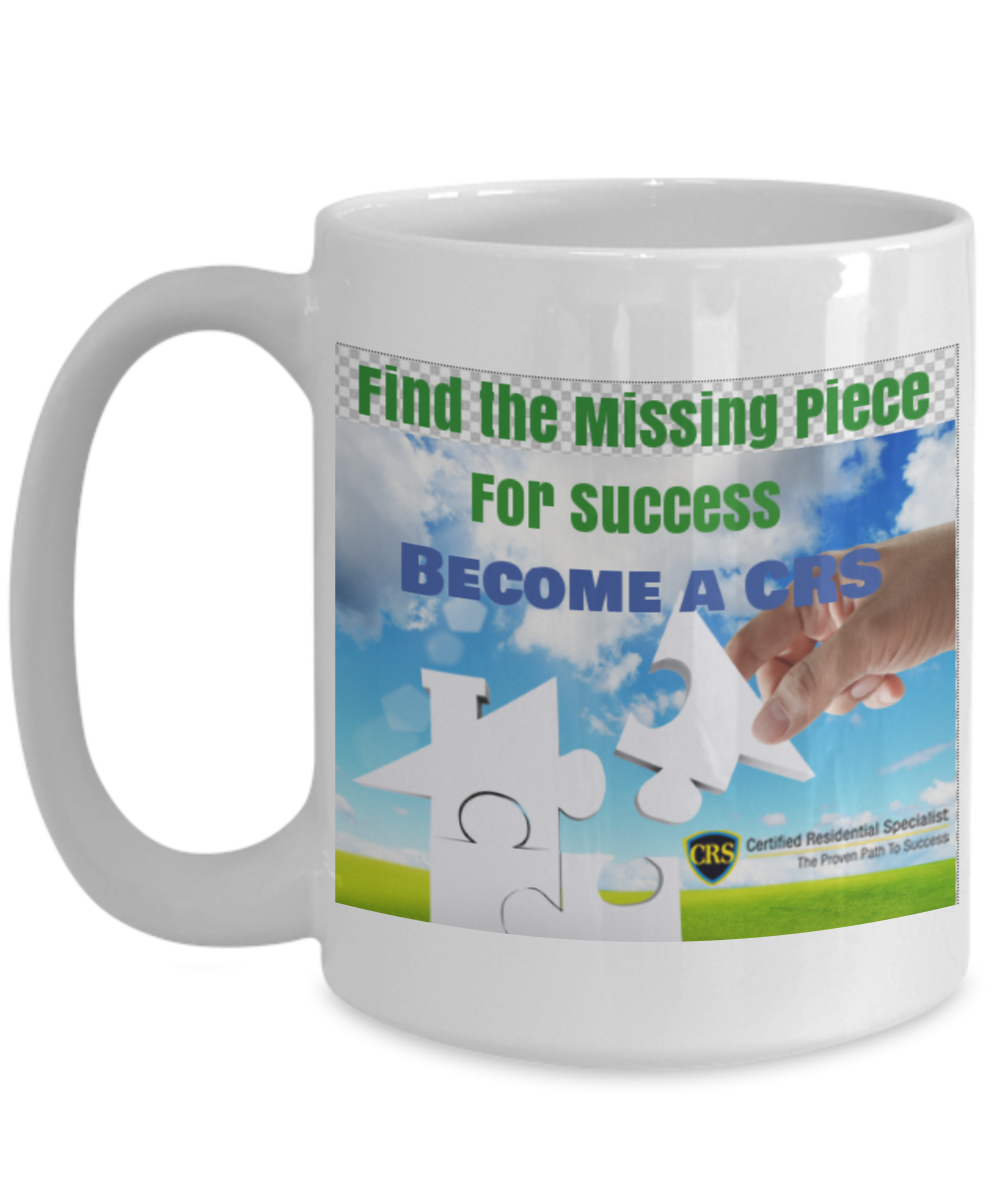Find the Missing Piece for Success-Full CRS LOGO