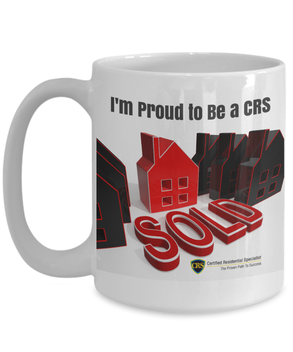 I'm Proud to Be a CRS
