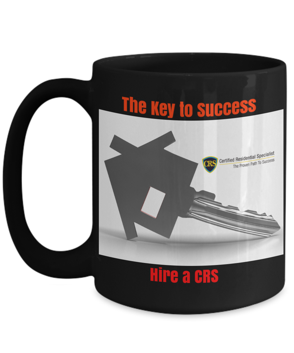 THE KEY TO SUCCESS-HIRE A CRS-FULL LOGO