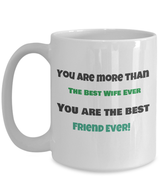 You Are More Than the Best Wife Ever