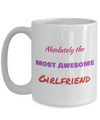 New-Absolutely the Most Awesome Girlfriend