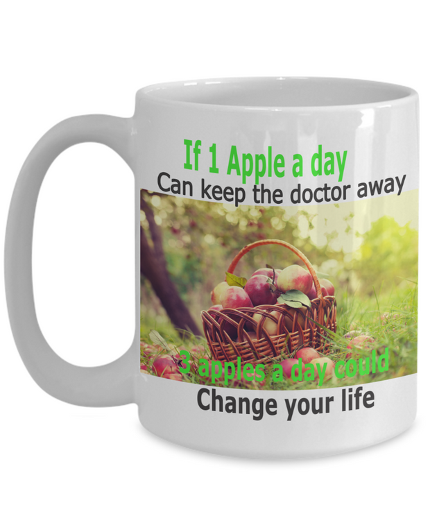 If One Apple a Day Can Keep the Doctor Away