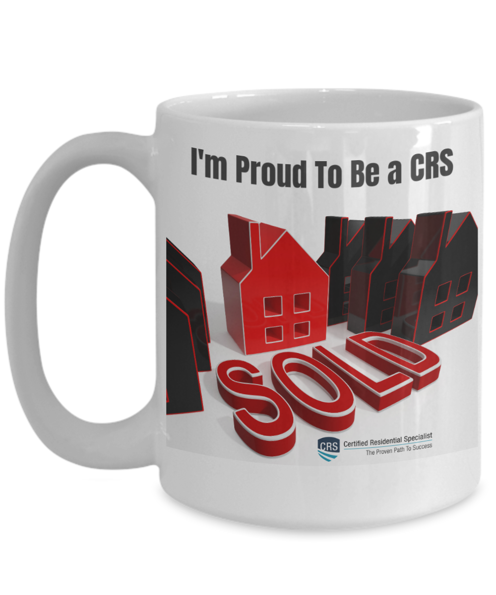 New CRS- I'm Proud to be a CRS-15 oz mug