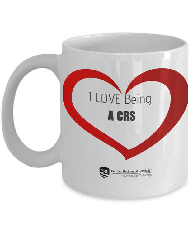 New CRS-I Love Being a CRS-Heart- 11 oz size