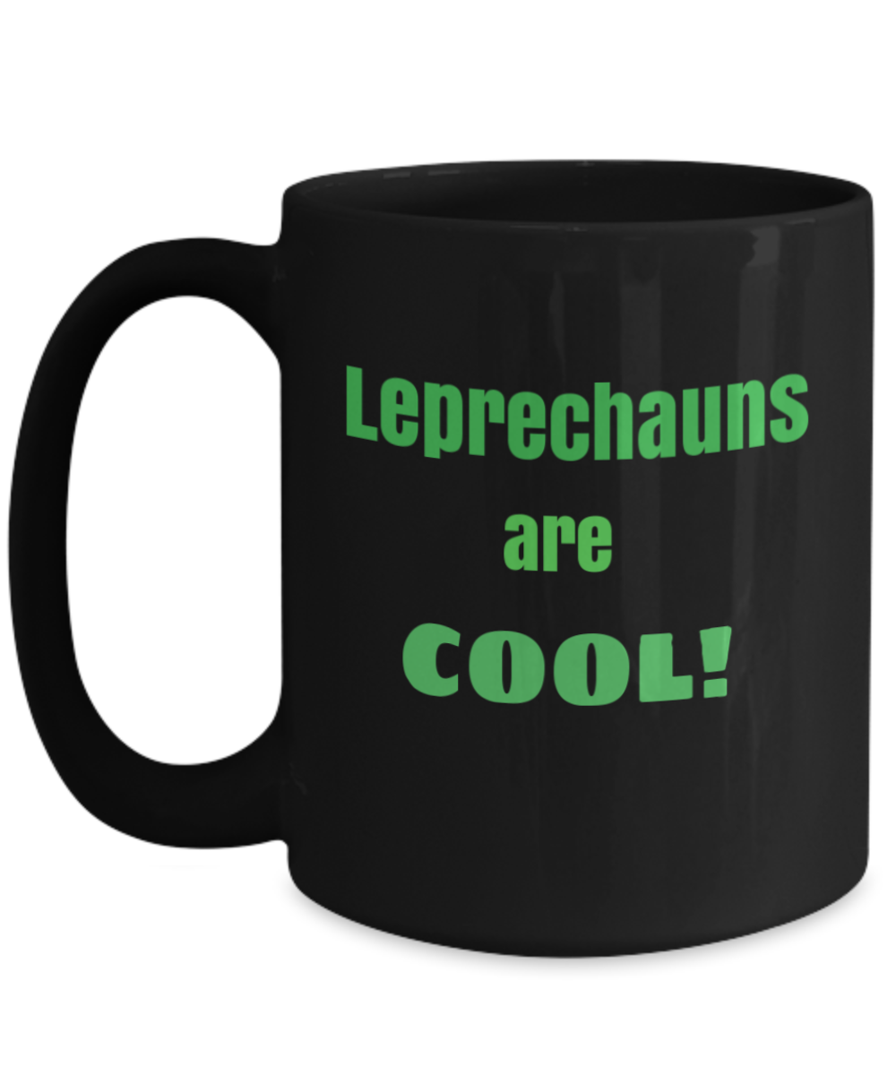 Leprechauns are COOL!
