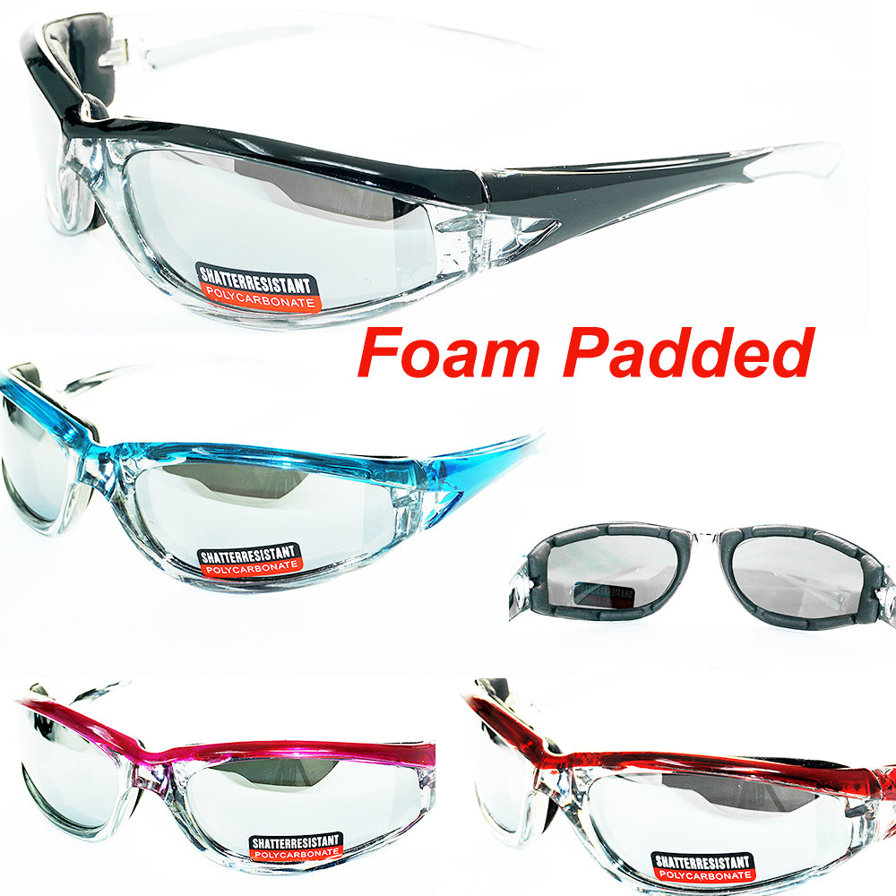 Wholesale Foam Padded Cushioned Sunglasses - wholesalesunglasses.net