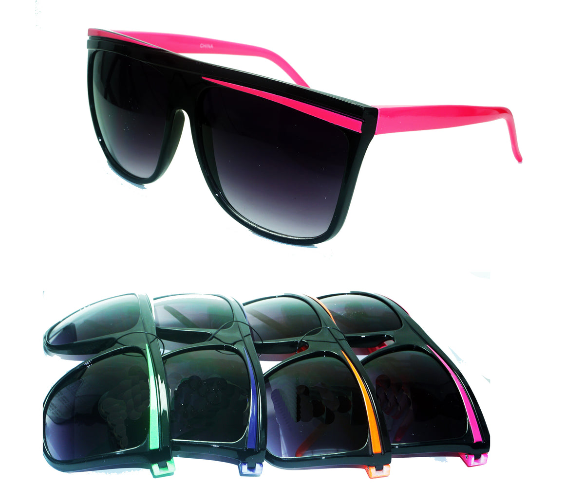 wholesale Retro  Sunglasses# D368GR - wholesalesunglasses.net