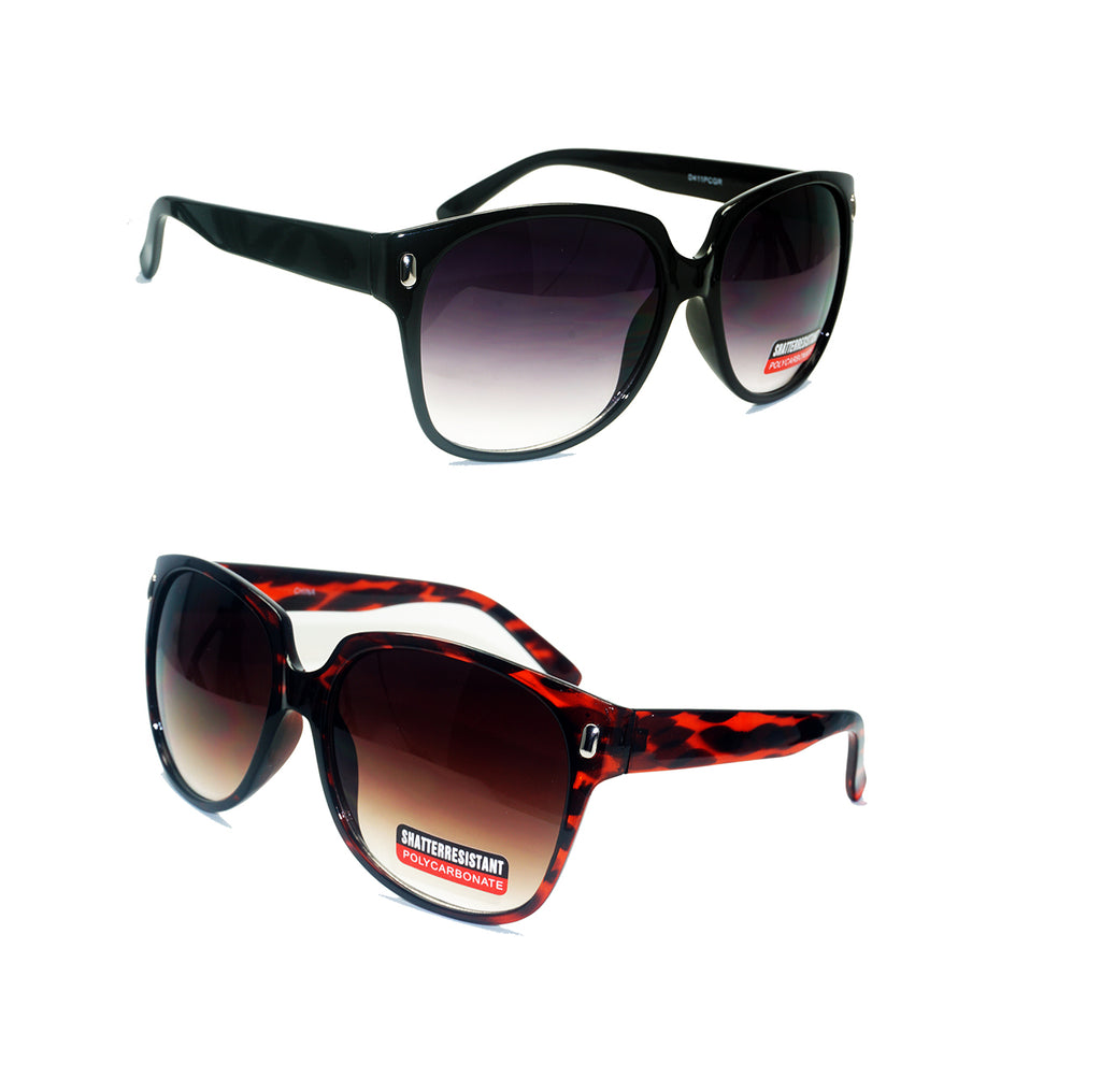 Wholesale Fashion Women Shatterproof Sunglasses  # D411PCGR