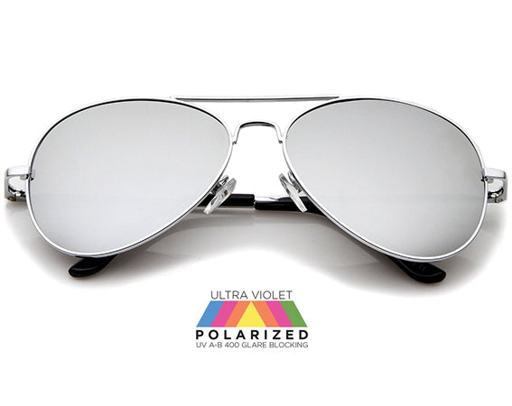 Premium Polarized Aviator - wholesalesunglasses.net