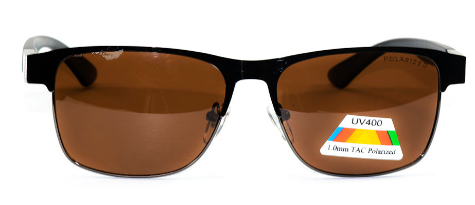 Premium Unisex Polarized Aviator - wholesalesunglasses.net