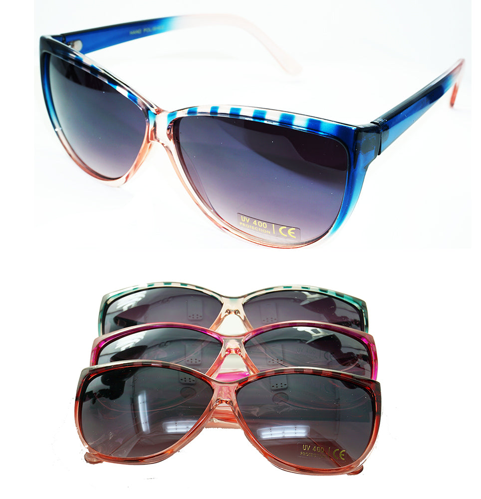 Wholesale fashion sunglasses # P8744 - wholesalesunglasses.net
