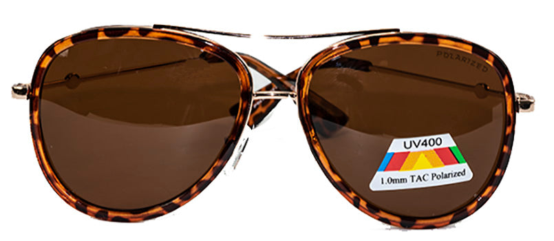 Premium Women Polarized Aviator - wholesalesunglasses.net