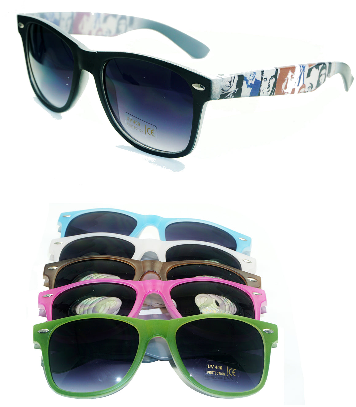 Wholesale  plastic Sunglasses-SF-65010 - wholesalesunglasses.net