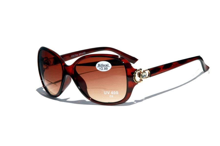 954330dc92bd Bifocal Sun Readers Sunglasses wholesale # D465BSR - wholesalesunglasses.net