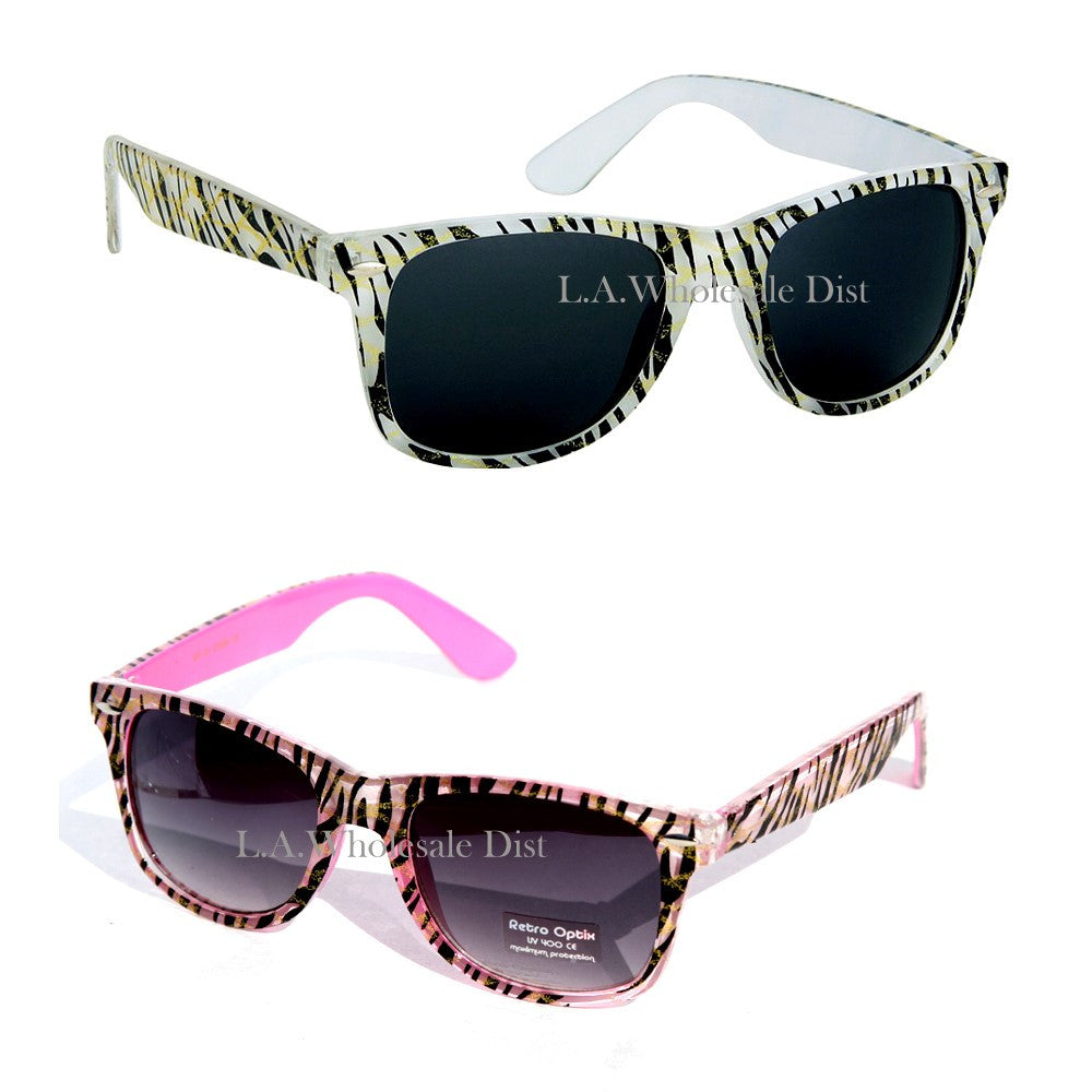 Classic Sunglasses wholesale # WF-01GZB - wholesalesunglasses.net
