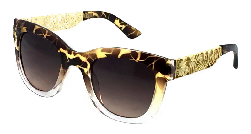 Retro Shatter Resistant Wholesale Sunglasses #D604RGR - wholesalesunglasses.net