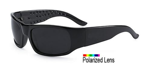 Polarized Plastic Sports Sunglasses