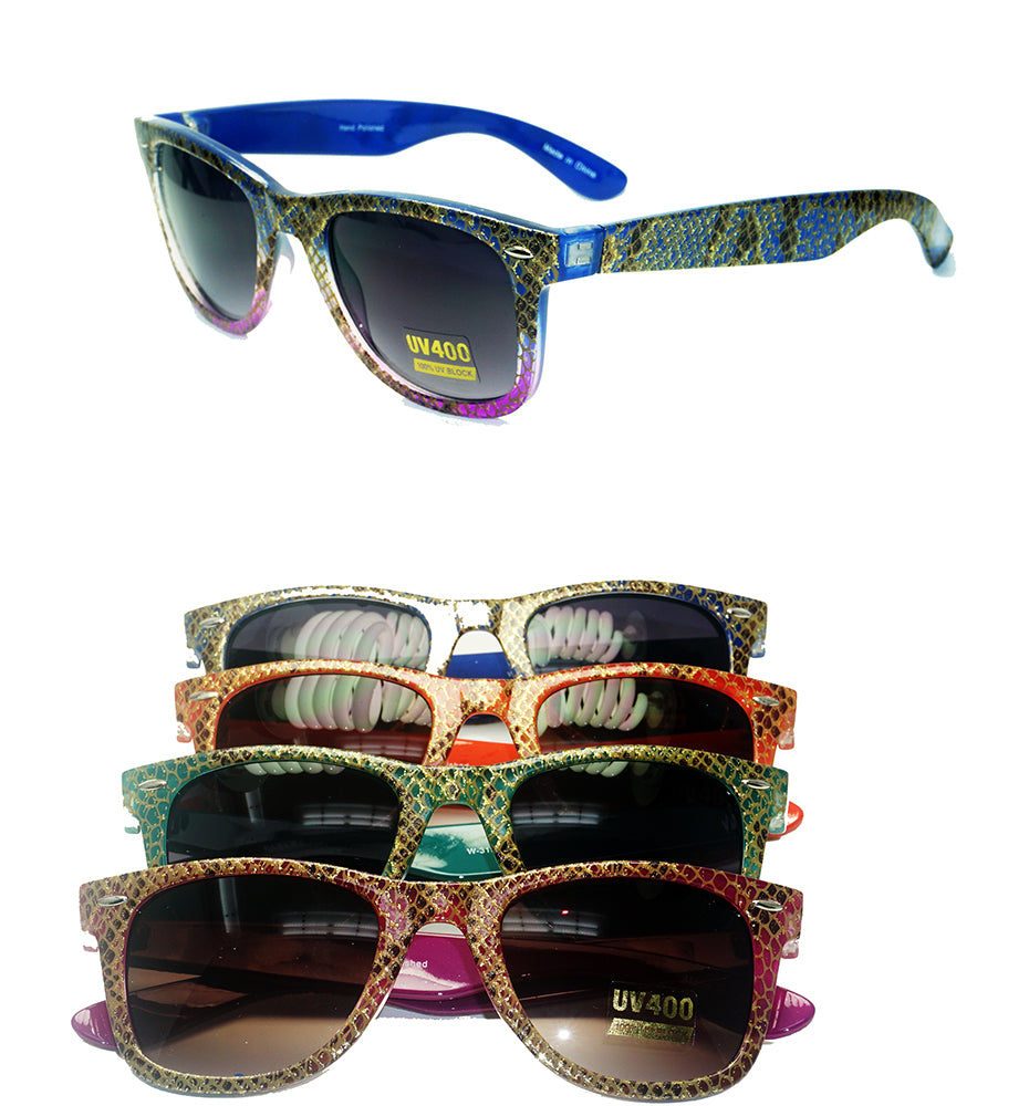 Glitter Fashion Sunglasses - wholesalesunglasses.net