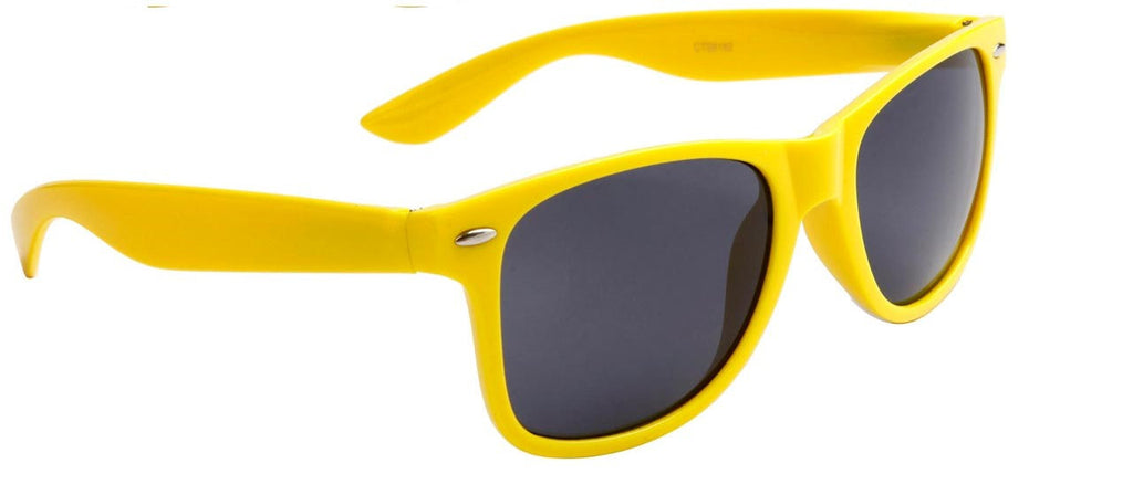Yellow Frame Classic Sunglasses wholesale - wholesalesunglasses.net