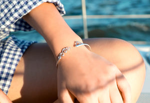 Waverunner Bangle
