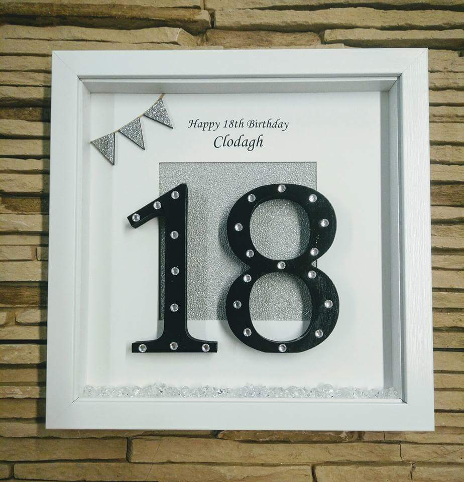 Personalised Birthday Frame – Life-in-Frames