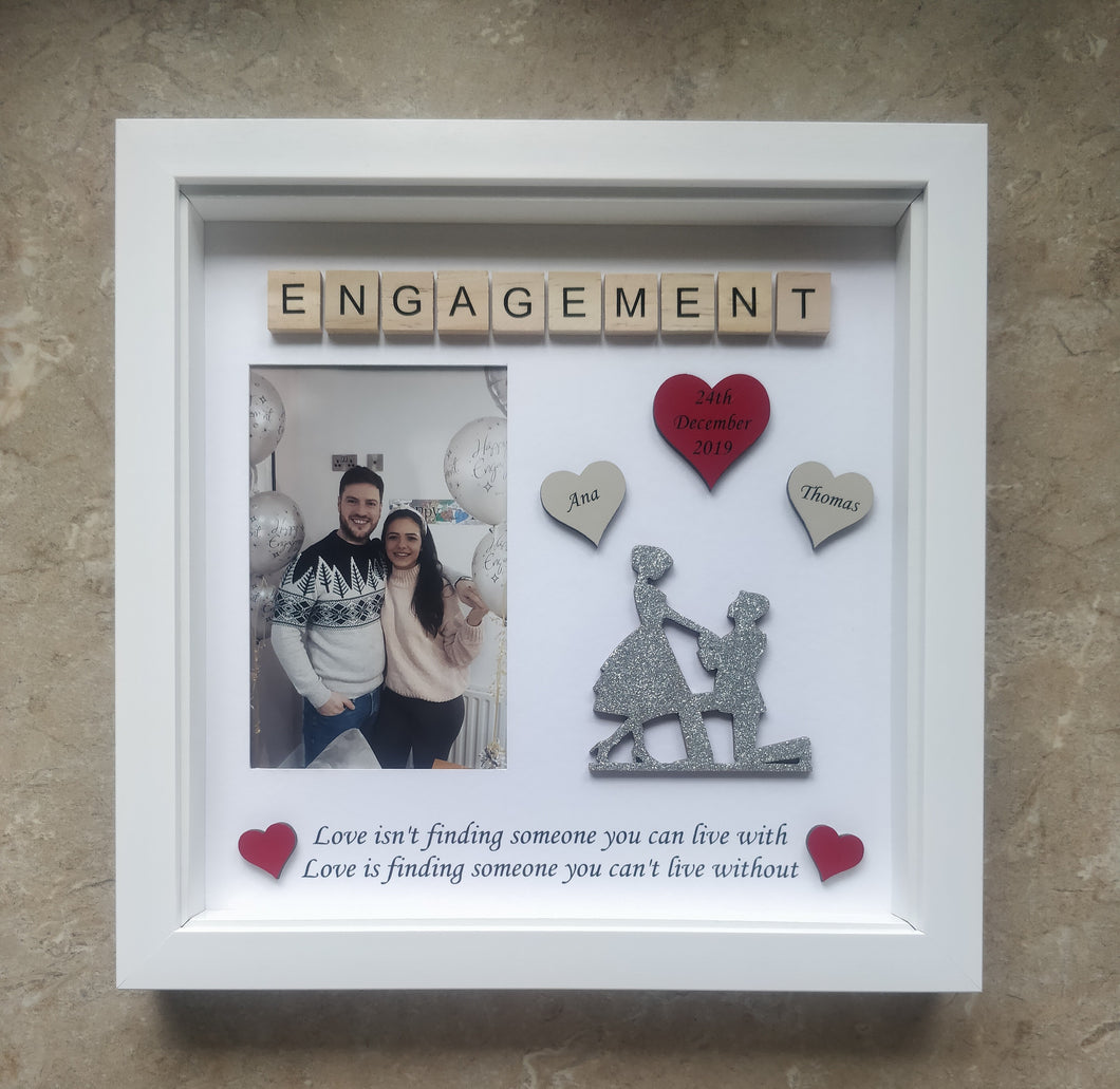 Personalised Engagement Frame