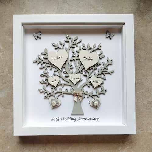 Wedding Anniversary Tree