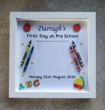 First day at big school/ playschool frame
