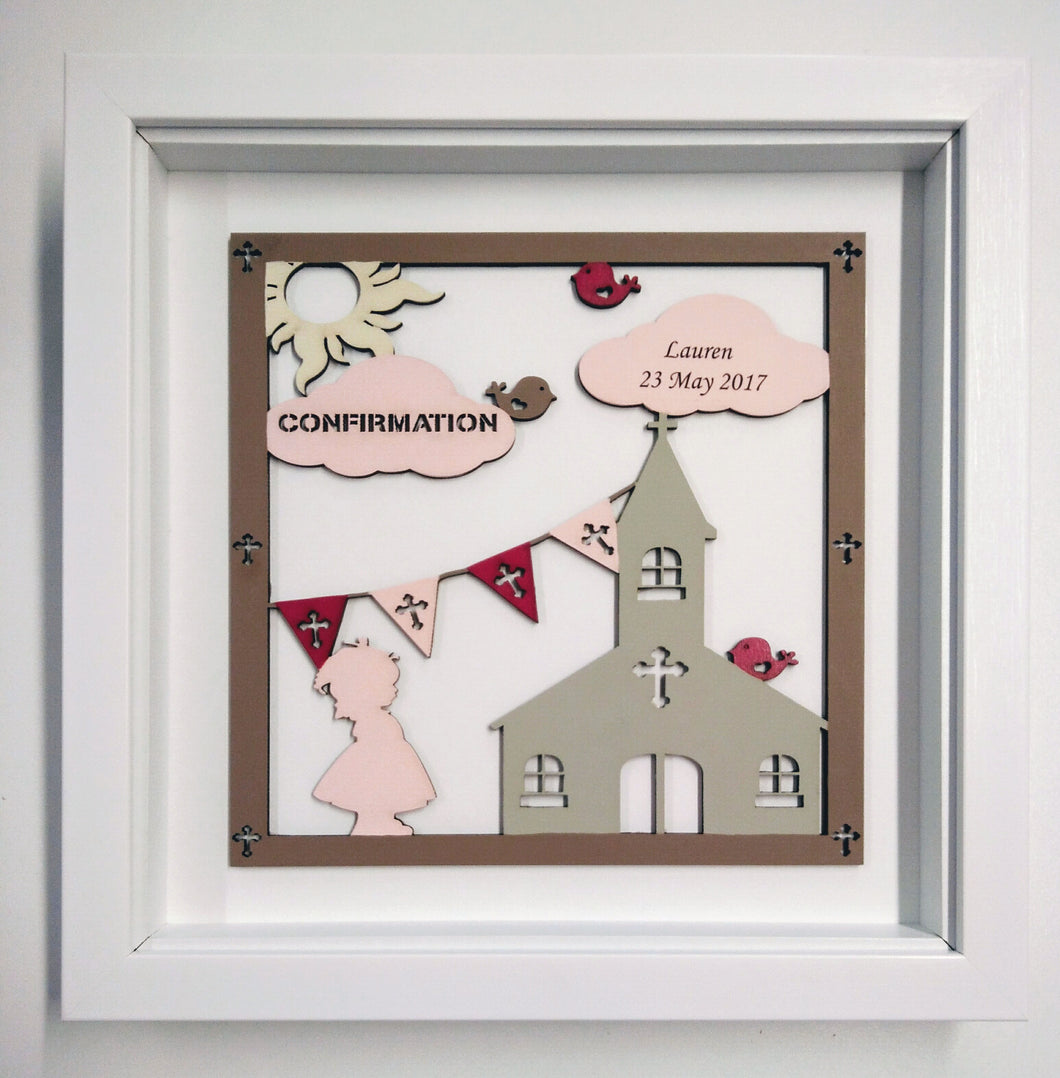 Personalised Confirmation Frame