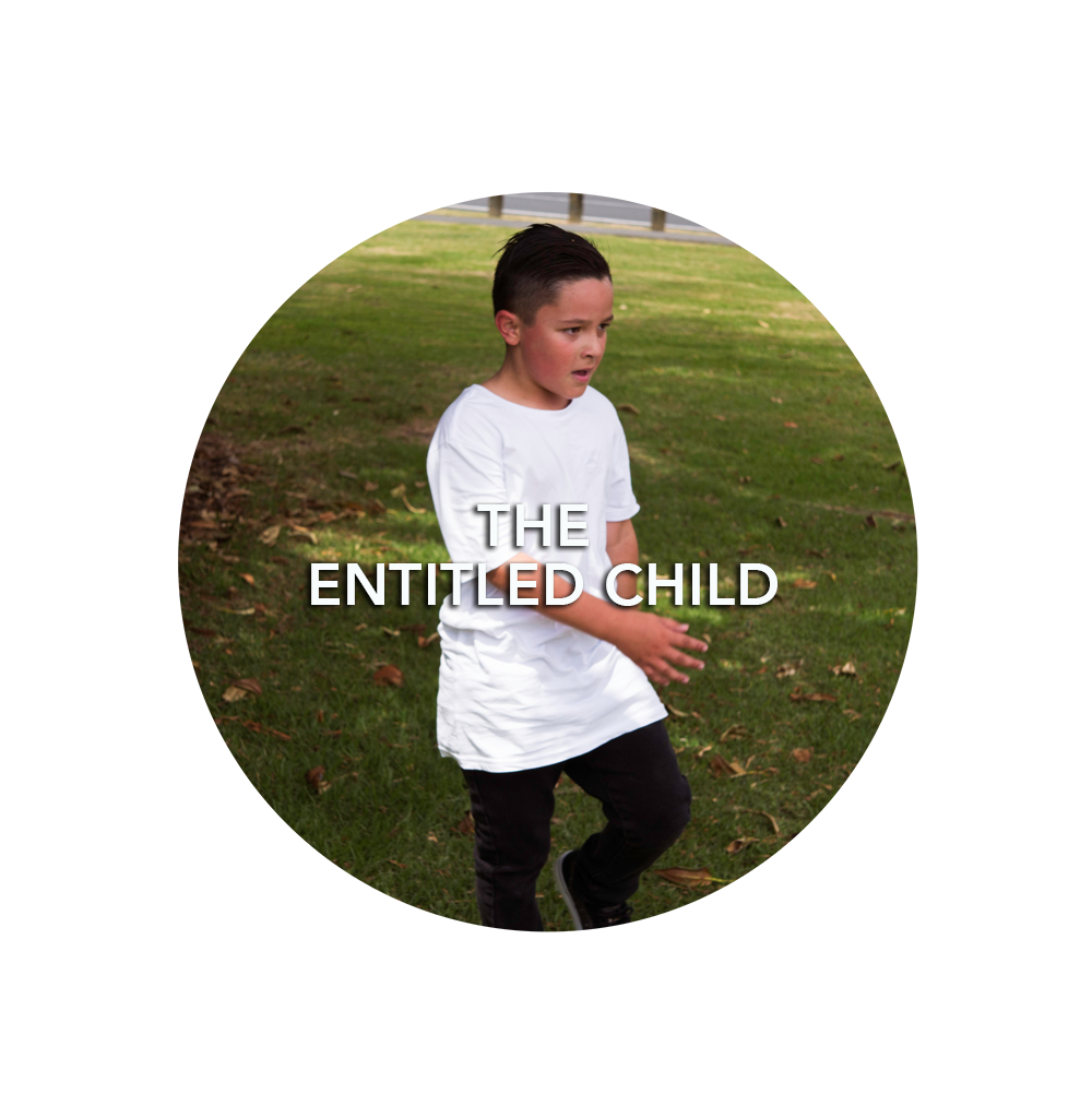 The entitled child – how you can avoid it