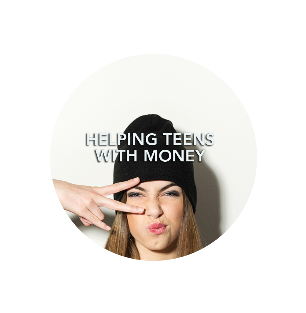 Five easy steps to get your teens money savvy