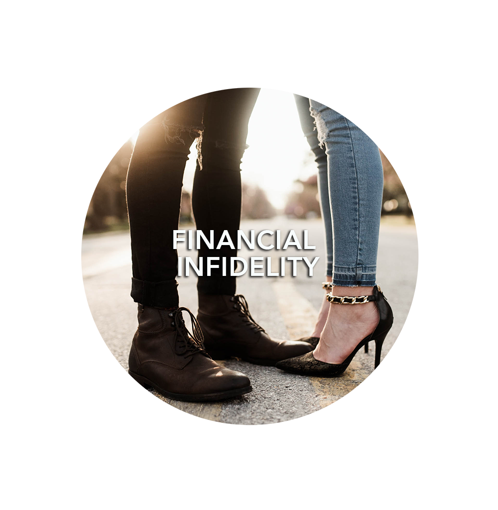 Is financial infidelity destroying your relationship?