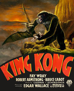King Kong 80th Anniversary - BY SANJULIAN