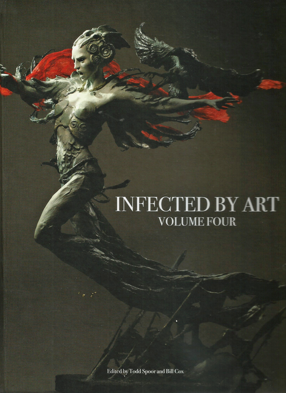 Infected by Art: Volume 4 **SCRATCH & DENT**