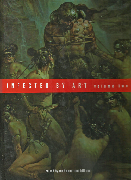 Infected by Art: Volume 2 **SCRATCH & DENT**