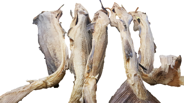 Five Pieces of Stockfish