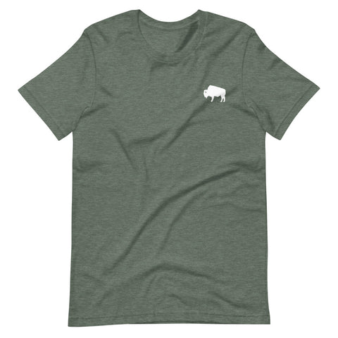 The Bison Tee