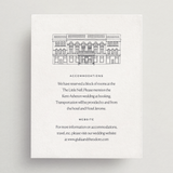 Details Card - Custom Venue Illustration - Palermo Collection