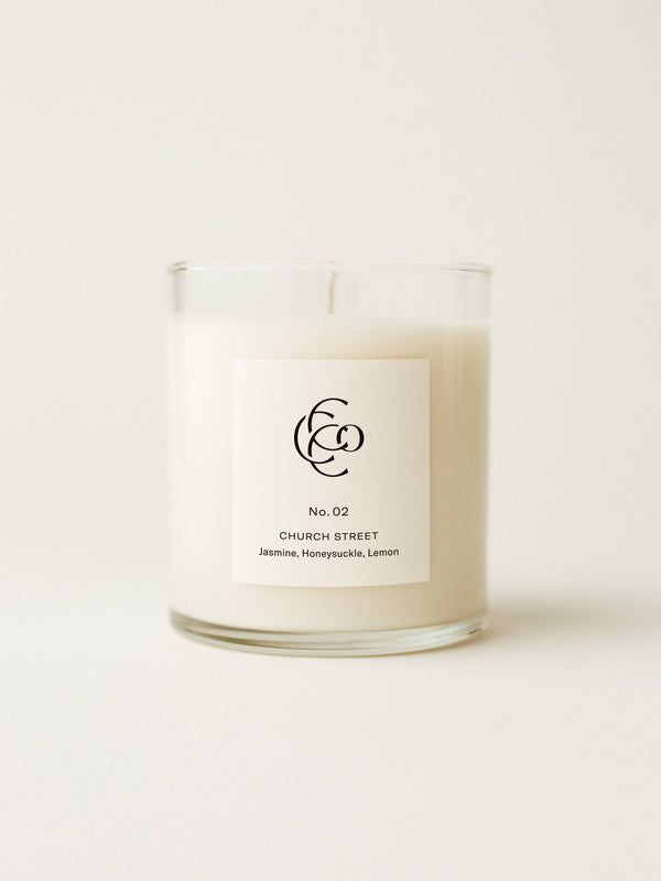 Church Street 9 oz. Soy Candle
