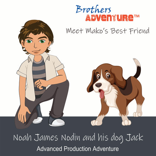 Noah James Nodin Advanced Production Adventure