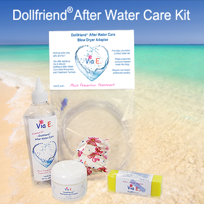 Dollfriend® Play and Water Care Kit