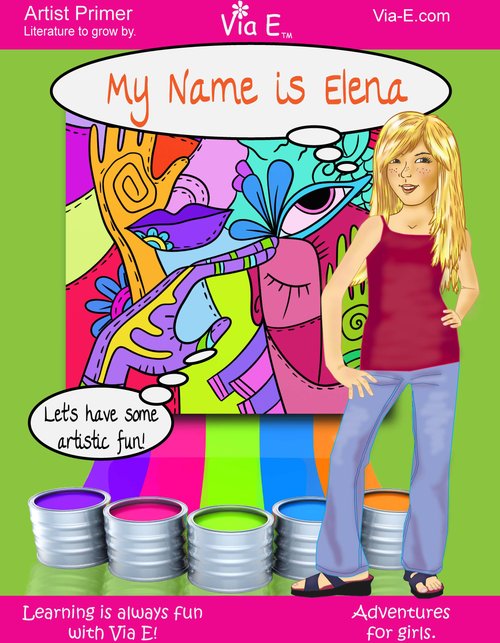 My Name is Elena - Artist Primer