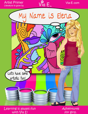 My Name is Tatiana - Early Reader