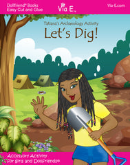 Let's Dig - Tatiaina's Archaeology Activity