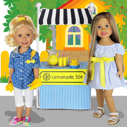 SWEET LEMONADE - Learning Business is Kid Stuff Clothing Activity