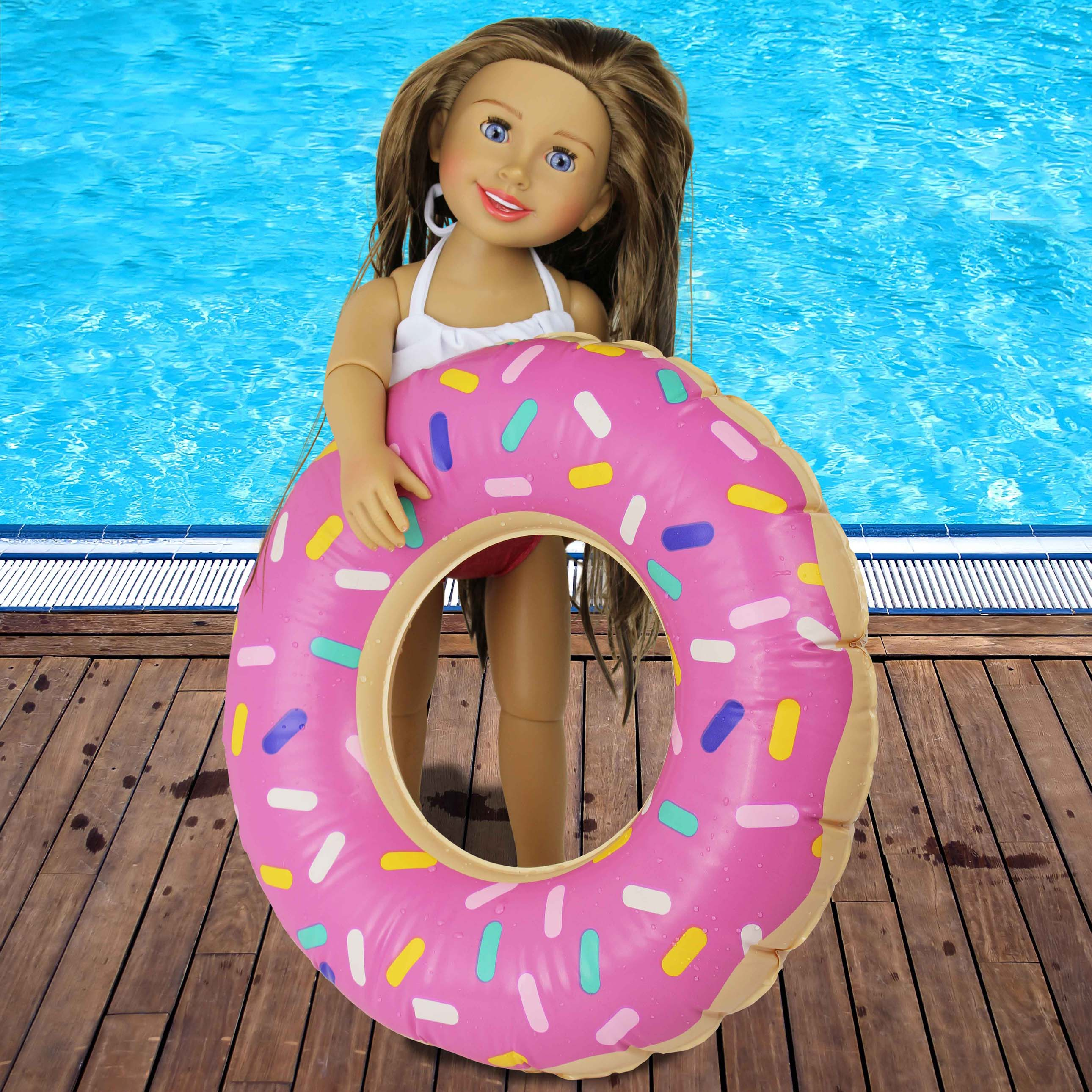 Dollfriend® Inner Tube Pool Float