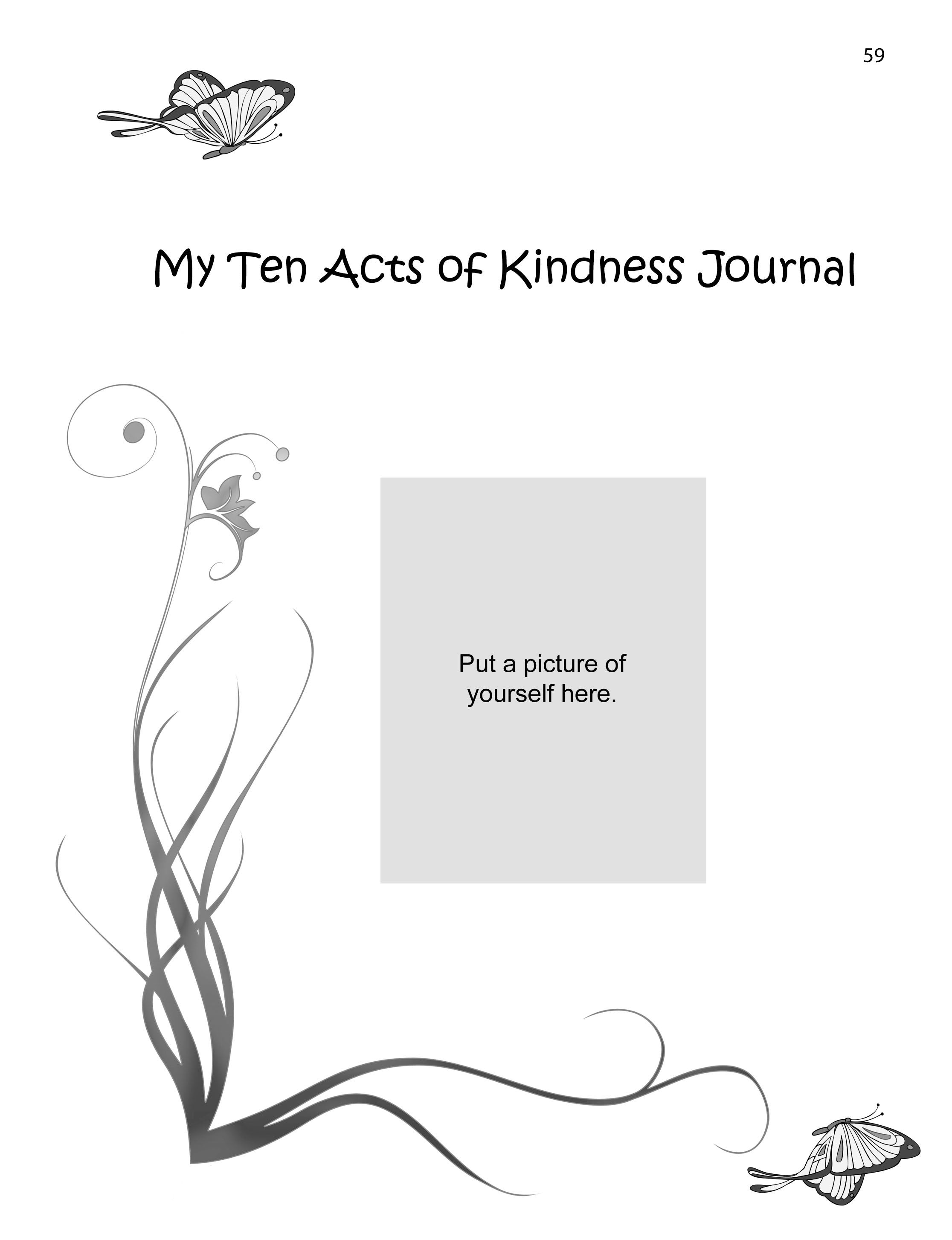 Ten Acts of Kindness Second Edition